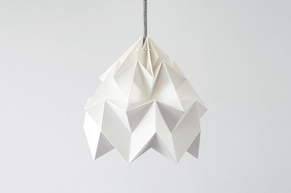 Le Kiosk - Lampa Moth origami