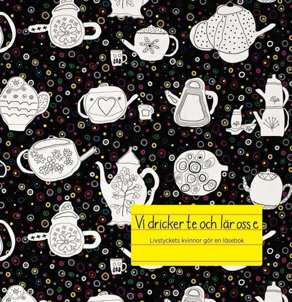 Vi dricker te och lär oss e