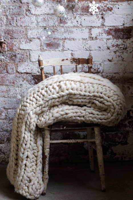 Filt Ceannis Chunky Throw